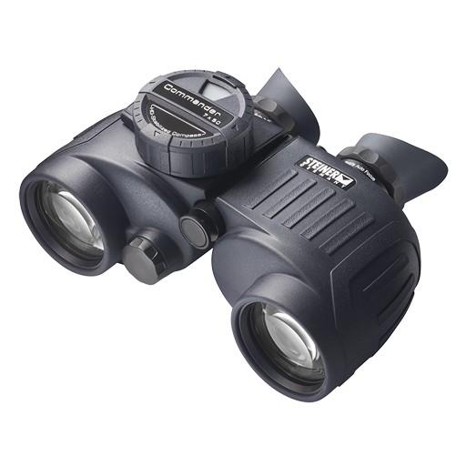 Steiner, Commander 7 x 50 Binoculars w/ Compass