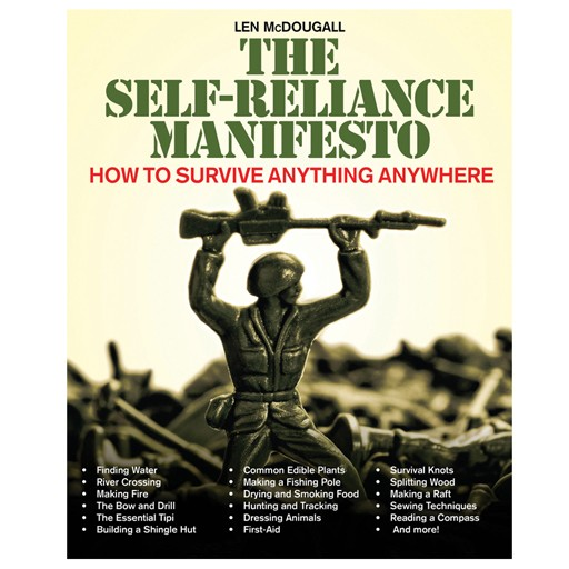 PROFORCE Book - Self-Reliance Manifesto