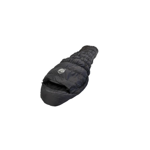 KLYMIT Klymit, KSB 20 Synthetic Sleeping Bag, Charcoal Grey