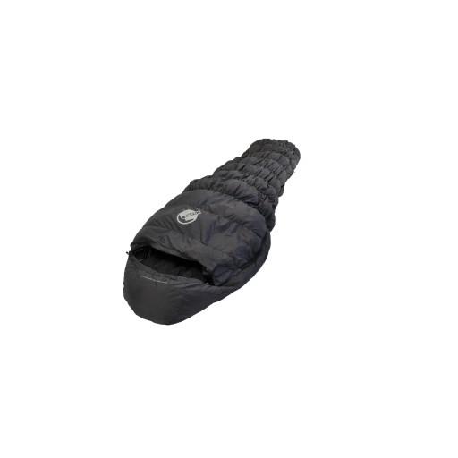 KLYMIT Klymit, KSB 20 Synthetic Sleeping Bag, Charcoal Grey