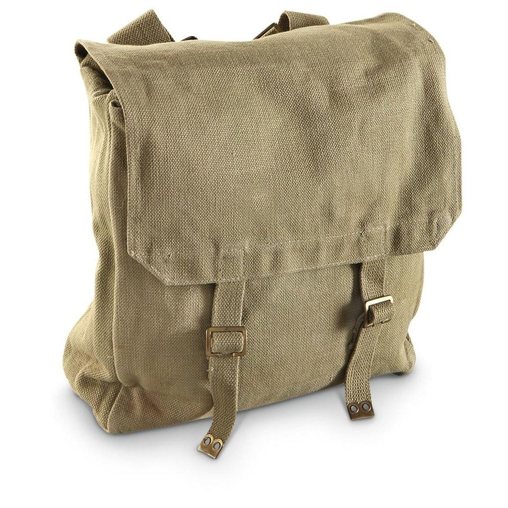 GENUINE SURPLUS Canvas Backpack
