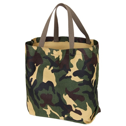 ROTHCO Canvas Tote, Woodland