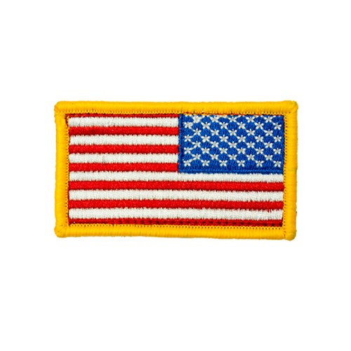 TROOPER CLOTHING Trooper Clothing, Patch American Flag, Reveresed, Full Colour