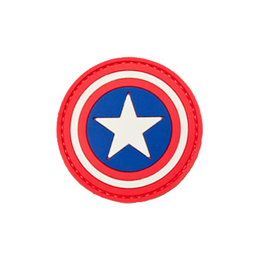 TROOPER CLOTHING Trooper Clothing, Patch Captain America