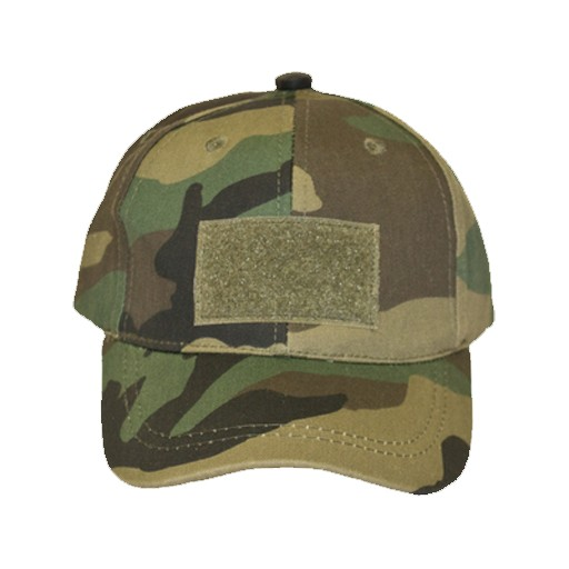 TROOPER CLOTHING Trooper Clothing, Kids Tactical Cap, Woodland