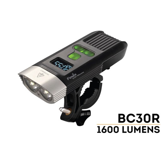 FENIX Fenix, BC30R Bicycle Light, 1600 Lumens