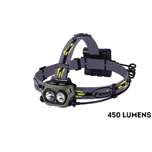 FENIX Fenix, HP40H HeadLamp, 450 Lumens