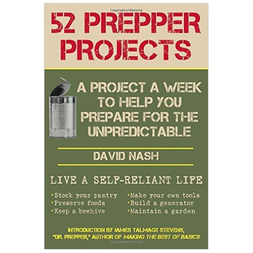 PROFORCE Book, 52 Prepper Projects