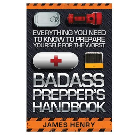 PROFORCE Book, Badass Preppers Handbook