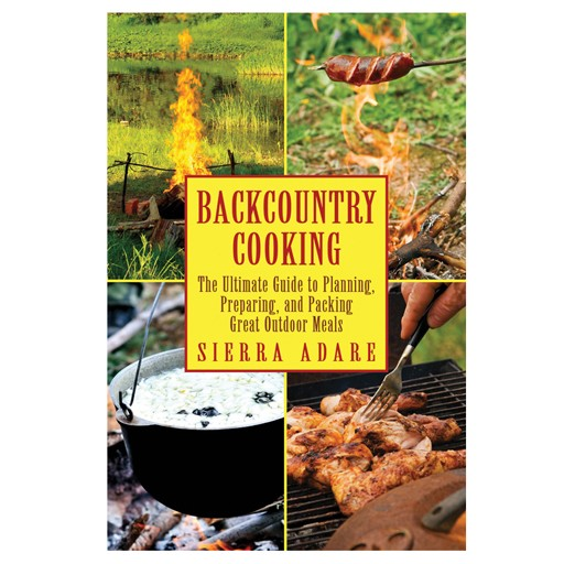 PROFORCE Book, Backcountry Cooking