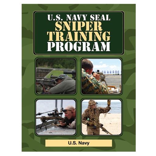 PROFORCE Book - US Navy Seal Sniper Training Program