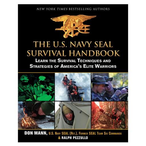 PROFORCE Book - US Navy Seal Survival Handbook