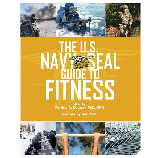 PROFORCE Book - US Navy Seal Guide to Fitness