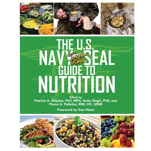 PROFORCE Book - US Navy Seal Guide to Nutrition
