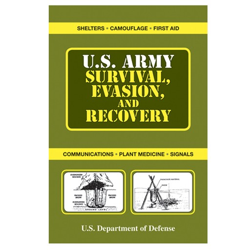 PROFORCE Book - U.S. Army Survival, Evasion & Recovery