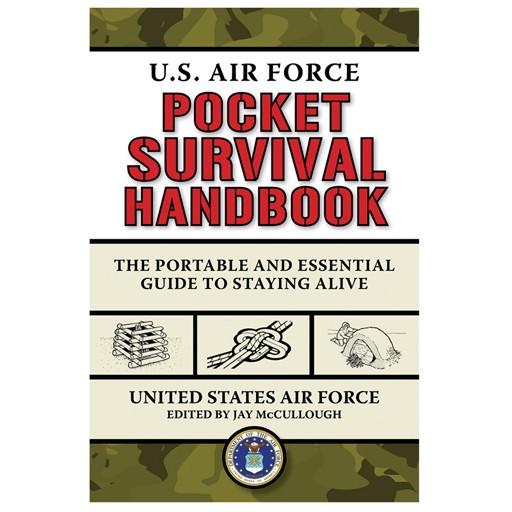 PROFORCE Book - U.S. Airforce Pocket Survival Handbook