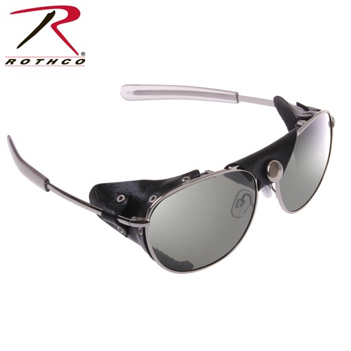 ROTHCO Rothco Tactical Aviator Sunglasses with Wind Guards