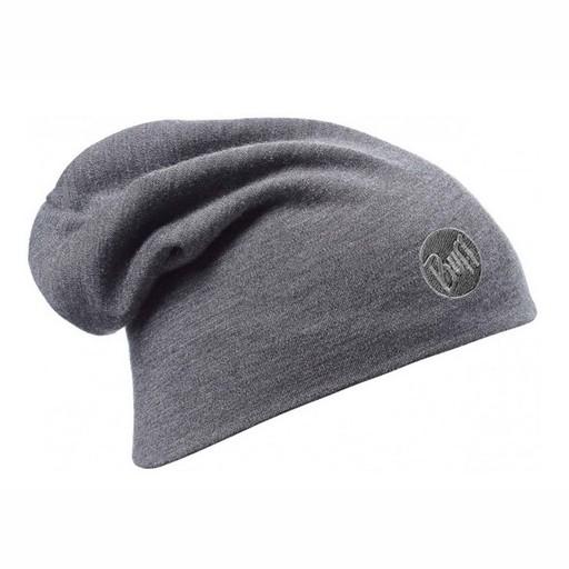 BUFF Buff, Slouchy Thermal Merino Wool Hat, Grey