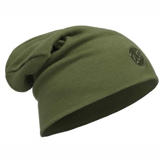BUFF Buff, Slouchy Thermal Merino Wool Hat, Cedar