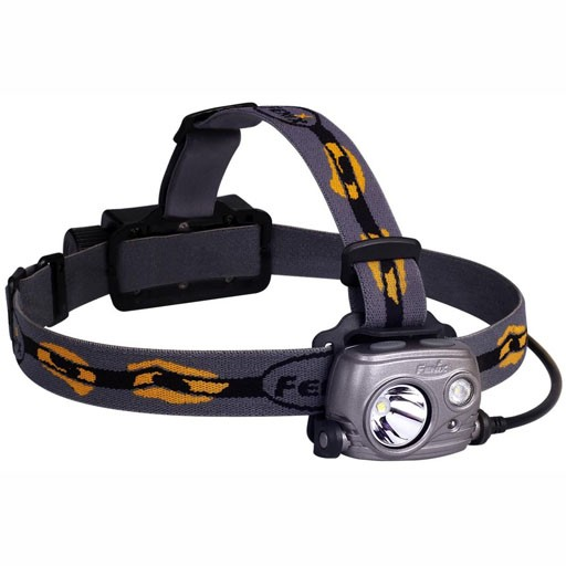 FENIX Fenix HP25R Headlamp Grey, Rechargable, 1000 Lumens