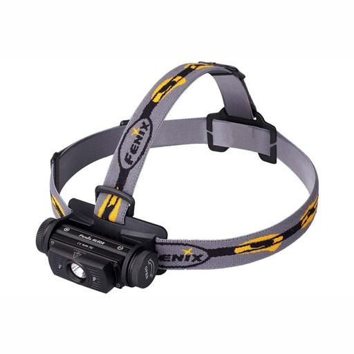 FENIX Fenix HP60R Headlamp Grey, Rechargable, 950 Burst