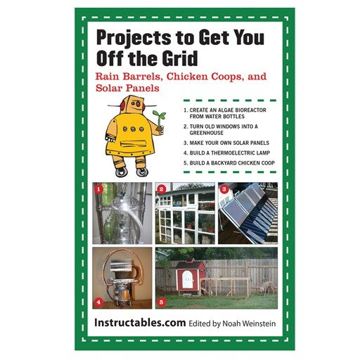 PROFORCE Book - Projects To Get You Of The Grid