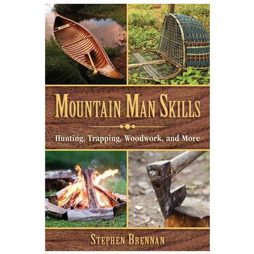 PROFORCE Book - Mountian Man Skills: Hunting, Trapping, Woodwork & More