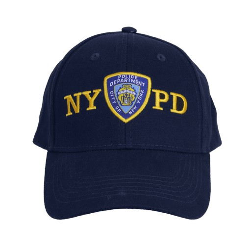 ROTHCO Officially Licensed NYPD BaseBall Cap