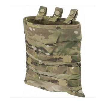 EAGLE INDUSTRIES Eagle Industries - Molle Multi Purpose Roll Up Dump Pouch - NSN 8465-01-574-8775 - Multicam