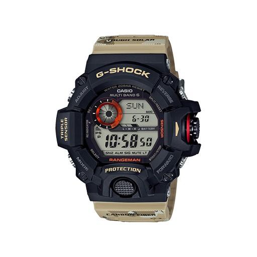 G-Shock G-Shock, Master of G, GW9300DC-1, Rangeman, 6-Colour