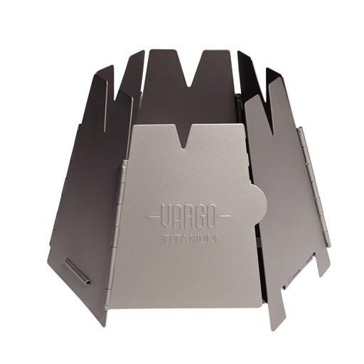 VARGO Vargo Outdoor Gear, Titanium Hexagon Wood Stove