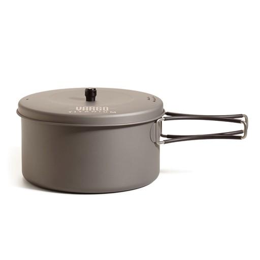 VARGO Vargo Outdoor Gear, 1.3 Litre Titanium Pot