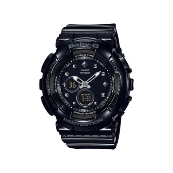 G-Shock G-Shock, Women's Baby-G, Blackout, BGA125-1A