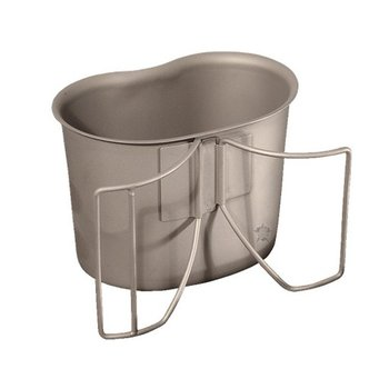 FIVE STAR GEAR Five Star Gear, Canteen Cup, US Style , Stainlees Steel