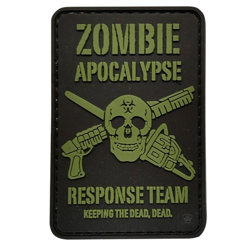 FIVE STAR GEAR Five Star Gear, Morale Patch, Zombie Apocalypse