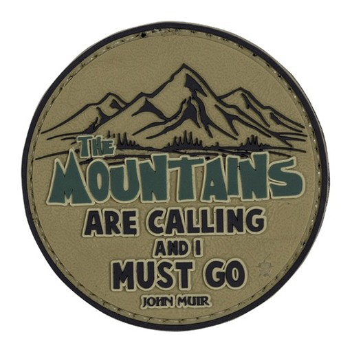 FIVE STAR GEAR Five Star Gear, Morale Patch, The Mountains are Calling