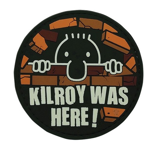 FIVE STAR GEAR Five Star Gear, Morale Patch, Kilroy