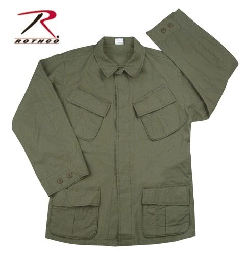 Shirt - Vintage Fatigue - Vietnam Style