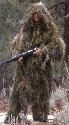 ROTHCO Ghillie Suit - Ultra Light - Long Jacket