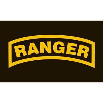 Flag, Ranger, Gold