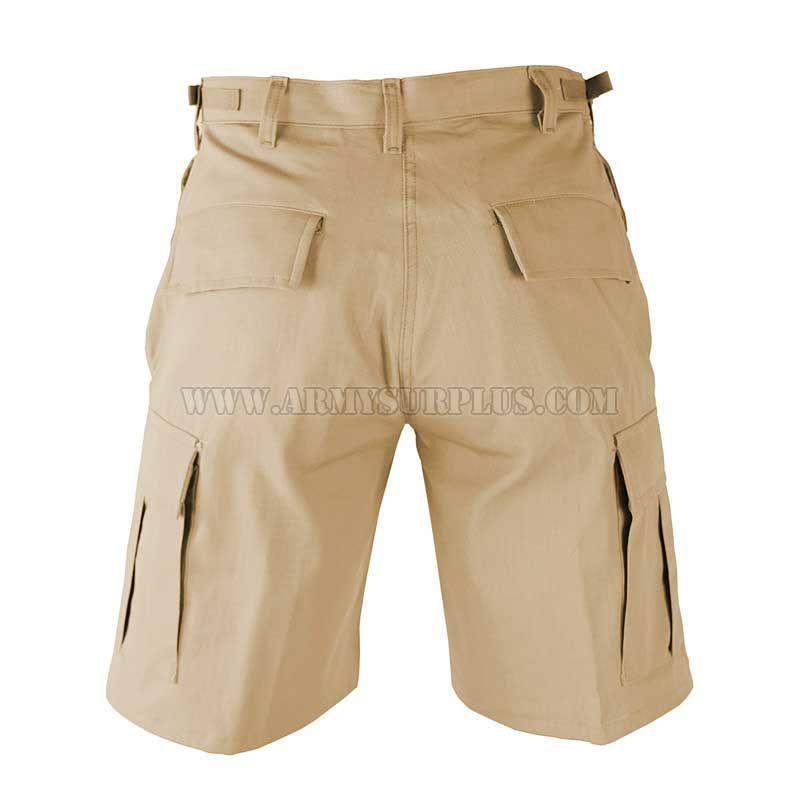 PROPPER Propper, BDU Shorts, Black