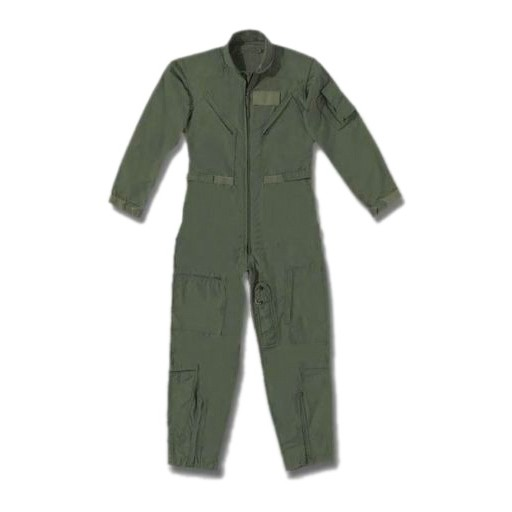 GENUINE SURPLUS Coverall - USAF - Nomex - Flight - Genuine Issue