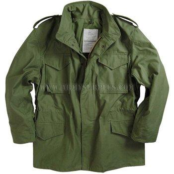 ALPHA INDUSTRIES INC. Coat - Field - M-65 [Alpha]