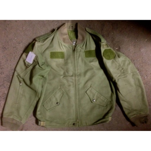 GENUINE SURPLUS Jacket, Tactical Helicopter, Summer, CF, Issue