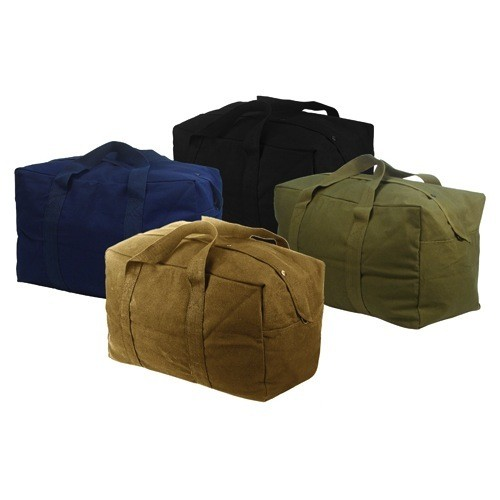 Ultra Force, Canvas Parachute Cargo Bag