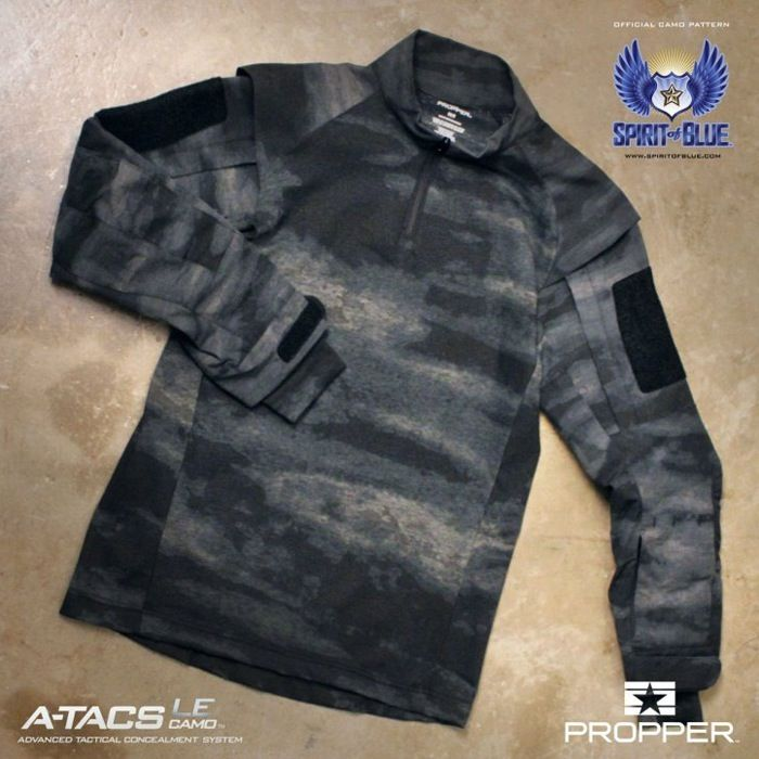 PROPPER Propper, TAC.U Combat Shirt, A-TACS LE