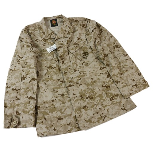 GENUINE SURPLUS USMC, Jacket, Marpat Desert,