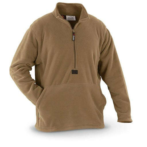 GENUINE SURPLUS Sweater, Pullover, Fleece, USMC