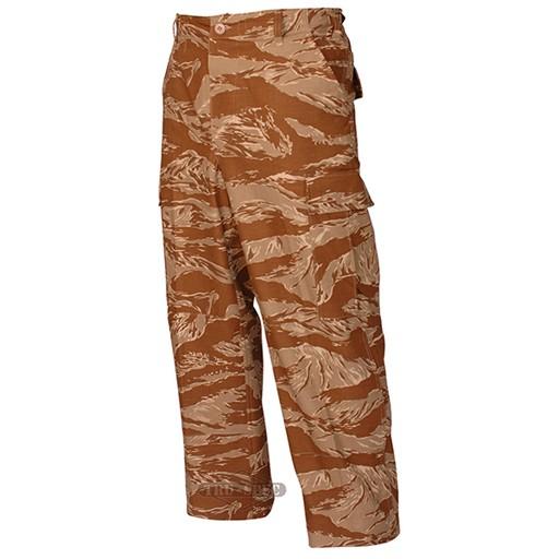 TRU-SPEC TRU-SPEC, Classic BDU Pants, Original Desert Tiger Stripe