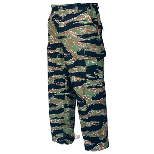 TRU-SPEC TRU-SPEC, Classic BDU Pants, Original Vietnam Tiger Stripe